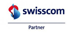 Logo Swisscom partner