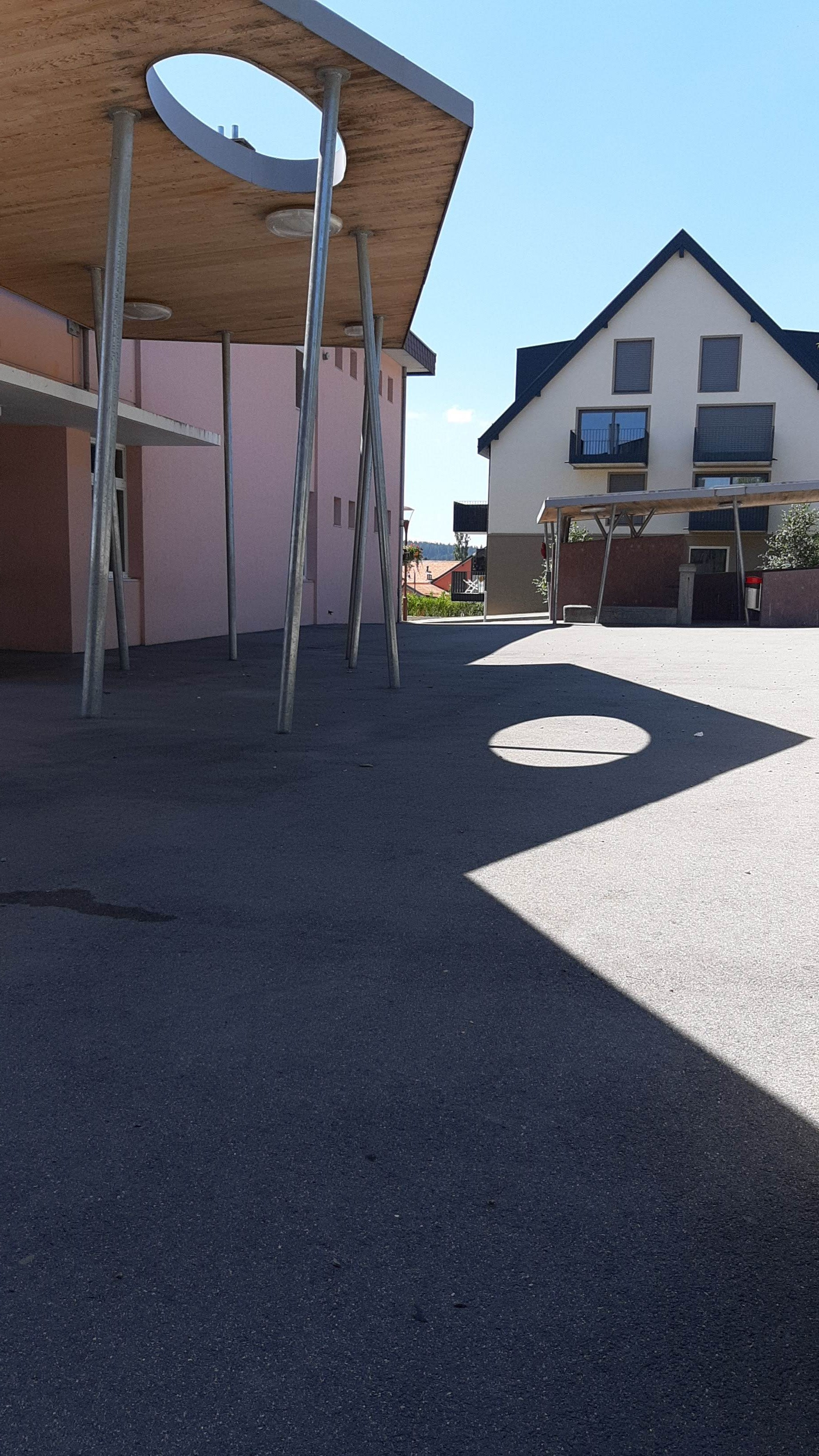 Wi-Fi à l'école de Froideville
